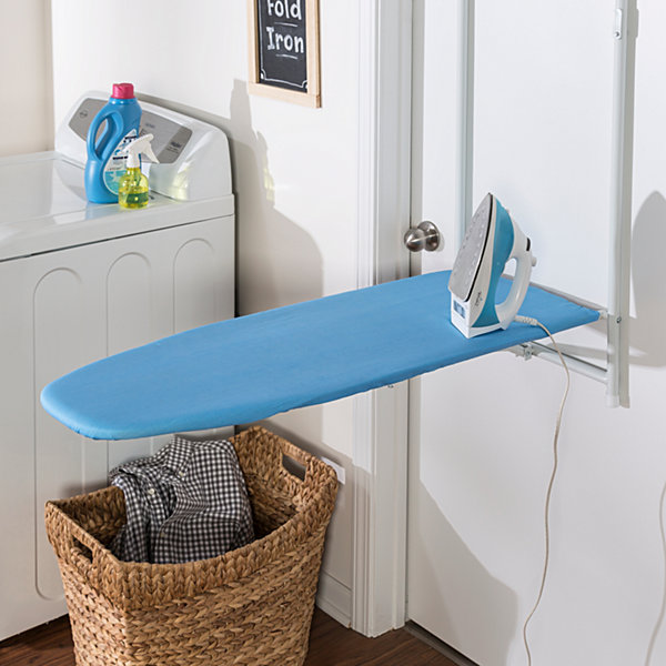 Honey-Can-Do® Over-the-Door Ironing Board