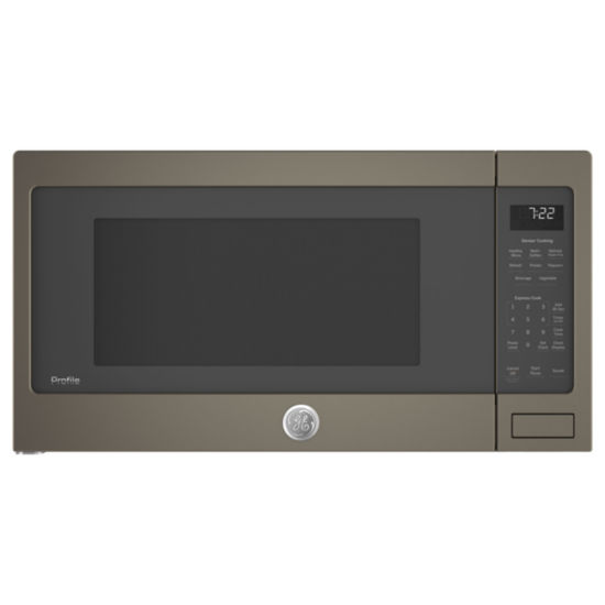 GE 2.2 Cu Ft Counter Microwave