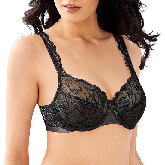 Bali Lace Desire® Underwire Unlined Full Coverage Bra-6543