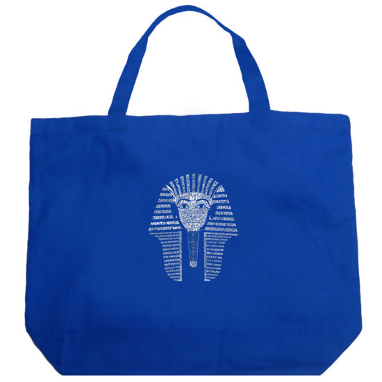 Los Angeles Pop Art King Tut Tote