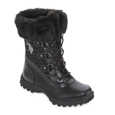 Us Polo Assn. Artic Womens Lace Up Boots