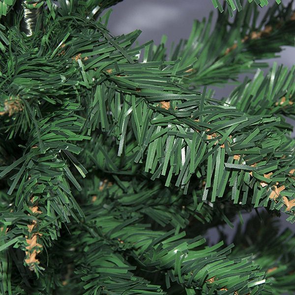 ALEKO Luscious Christmas Artificial Holiday Indoor Pine Tree