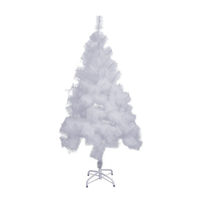 ALEKO Indoor Snow Washed Artificial Holiday Christmas Tree