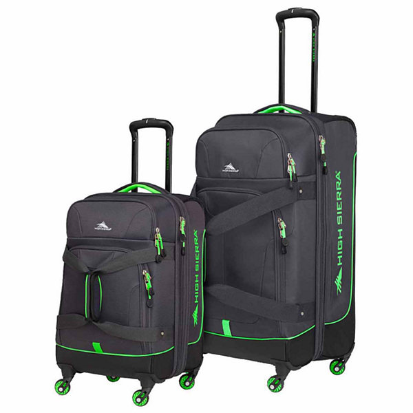 High Sierra Alameda 2 Piece Luggage Set