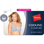 Hanes  Ultimate™ X-Temp™ Cool Comfort® Wireless Full Coverage Bra-Hb18