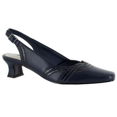Easy Street Stunning Womens Pumps-Extra Wide