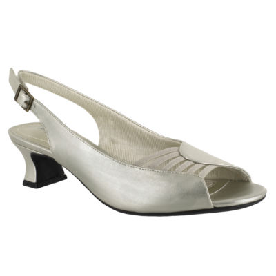 Easy Street Bliss Womens Pumps-Extra Wide