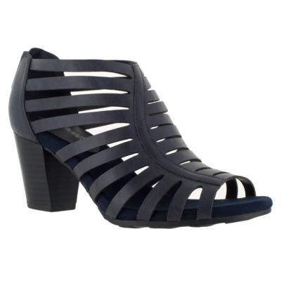 Easy Street Dreamer Womens Heeled Sandals