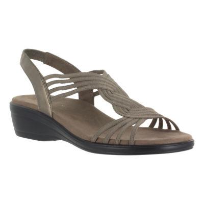 Easy Street Natara Womens Strap Sandals