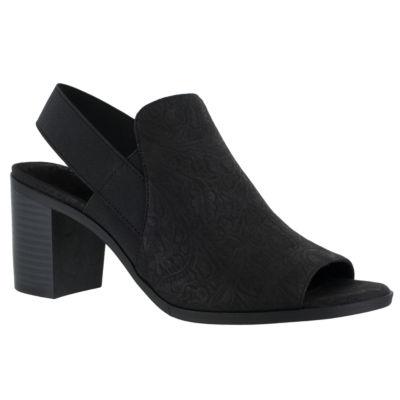 Easy Street Jetson Womens Heeled Sandals