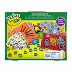 Crayola My First Crayola Super Stamping Set