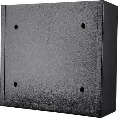 Barska Top Open Keypad Safe; Low Battery Alert; 12Gauge Sheet Steel Construction; Black; Outer Size12 X 9.5 X 4.5 In Ax12622