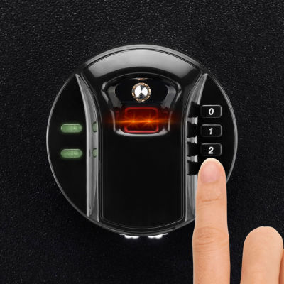 Hq600 Large Biometric Keypad Safe