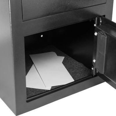 Barska Standard Keypad Depository Safe; Black Ax11932
