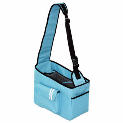 The Pet Life Fashion Back-Supportive Over-The-Shoulder Fashion Pet Carrier