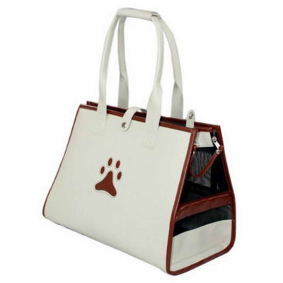 The Pet Life Posh Paw' Pet Carrier