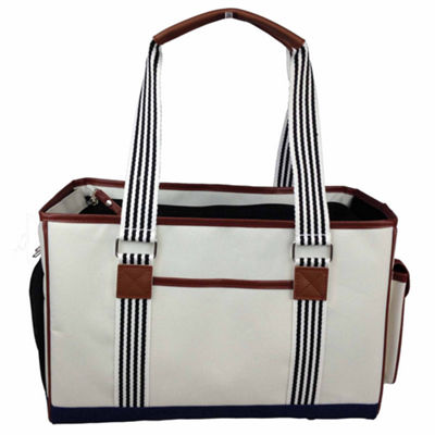 The Pet Life Fashion 'Yacht Polo' Pet Carrier
