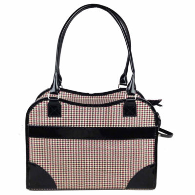 The Pet Life Exquisite' Handbag Fashion Pet Carrier