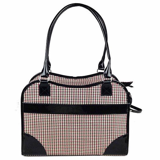 The Pet Life Exquisite' Handbag Fashion Pet Carrier
