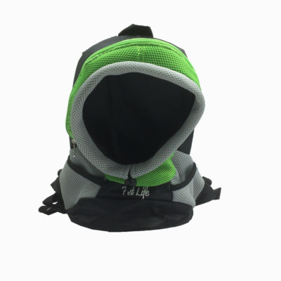 The Pet Life On-The-Go Supreme Travel Bark-Pack Backpack Pet Carrier
