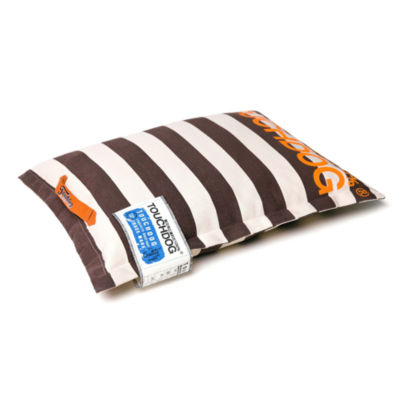 The Pet Life Touchdog Performance-Max Sporty Comfort Cushioned Dog Bed