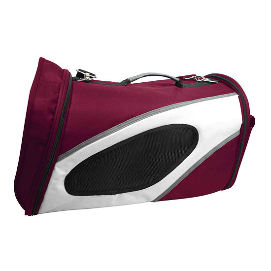 The Pet Life Airline Approved Phenom-Air Collapsible Pet Carrier