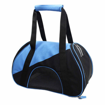 The Pet Life Airline Approved Zip-N-Go Contoured Pet Carrier
