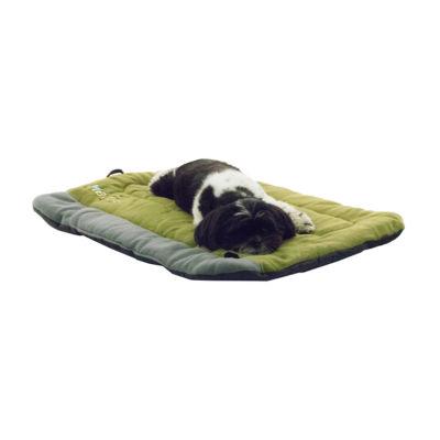 The Pet Life Helios Combat-Terrain Outdoor Cordura-Nyco Travel Folding Dog Bed
