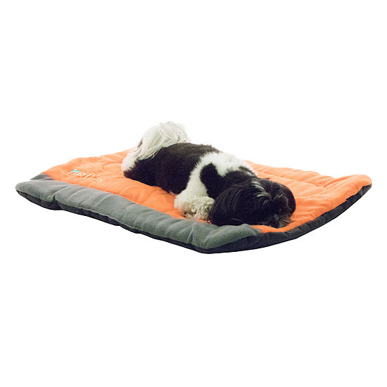 The Pet Life Helios Combat-Terrain Outdoor Cordura-Nyco Travel Folding Pet Bed