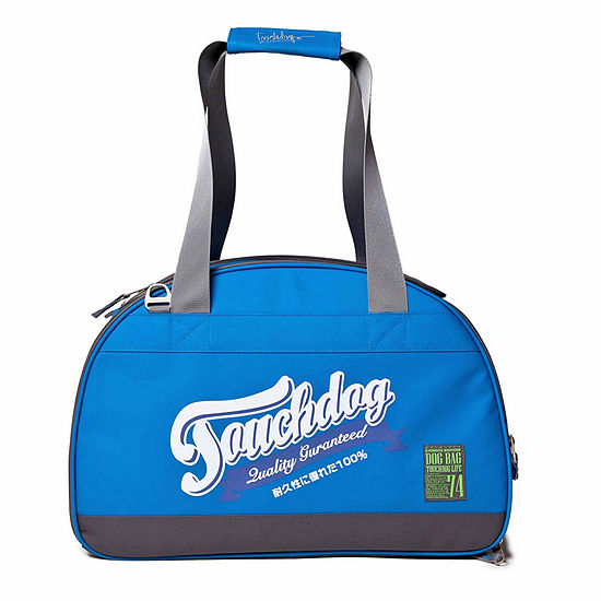 The Pet Life Touchdog Original Wick-Guard Water Resistant Fashion Pet Carrier