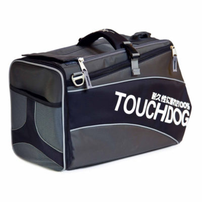 The Pet Life Touchdog Modern-Glide Airline Approved Water-Resistant Dog Carrier