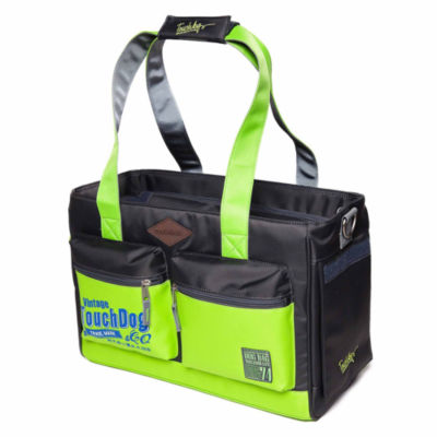 The Pet Life Touchdog Active-Purse Water Resistant Dog Carrier