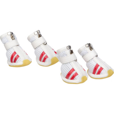 The Pet Life Flexible Air-Mesh Lightweight Pet Shoes Sneakers