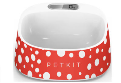 The Pet Life PETKIT FRESH Smart Digital Feeding Pet Bowl