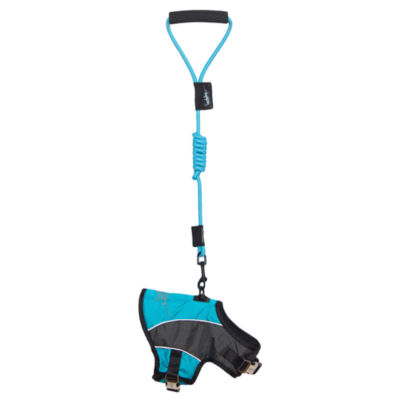 The Pet Life Touchdog Reflective-Max 2-in-1 Premium Performance Adjustable Dog Harness and Leash