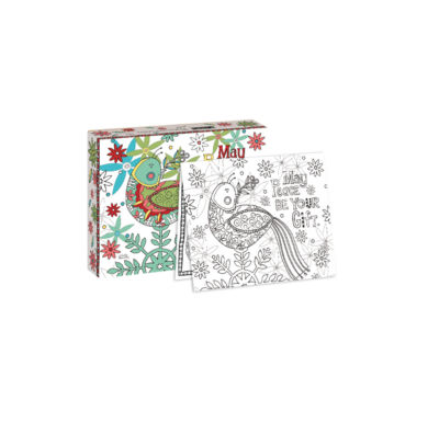 LANG Gift Of Peace Boxed Christmas Cards - Coloring