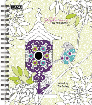 Lang Reflections Coloring Book