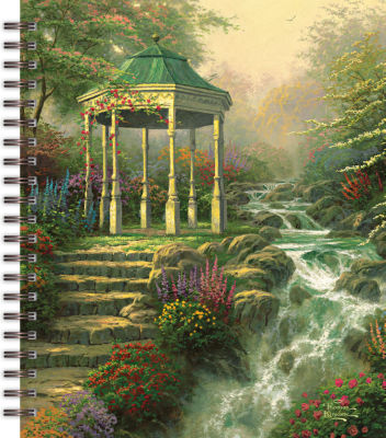 Lang Sweetheart Gazebo Spiral Bound Sketch Book