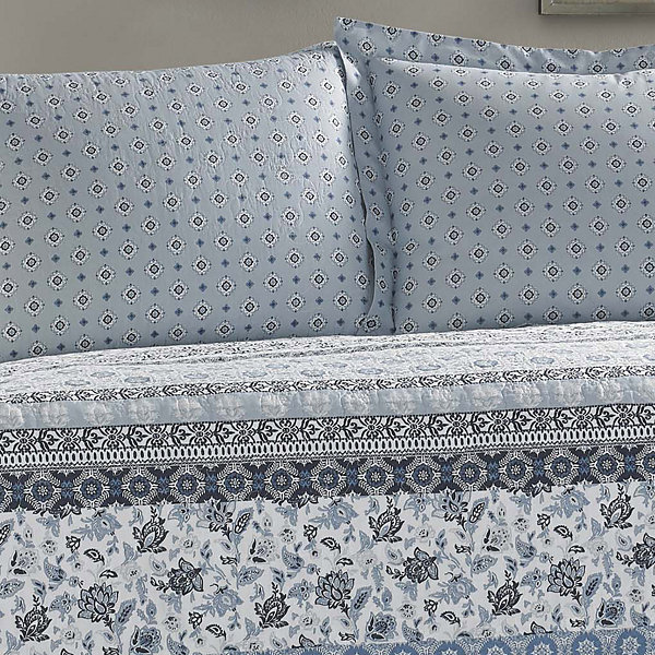 Stone Cottage Bexley Blue Twin Daybed Set