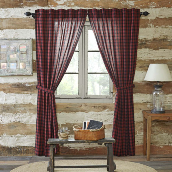 VHC Brands Cumberland Window Treatments
