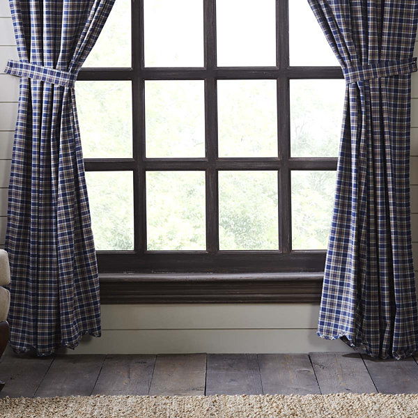 VHC Brands Jenson Scalloped Window Treatments