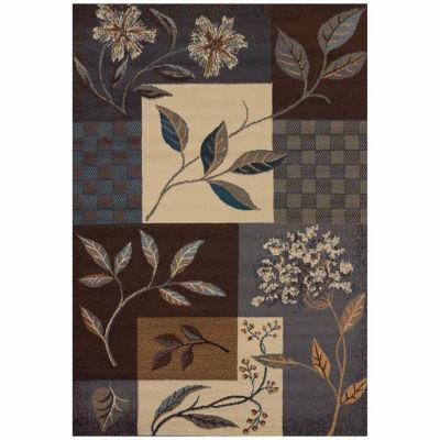 United Weavers Manhattan Collection Jasmine Rectangular Rug