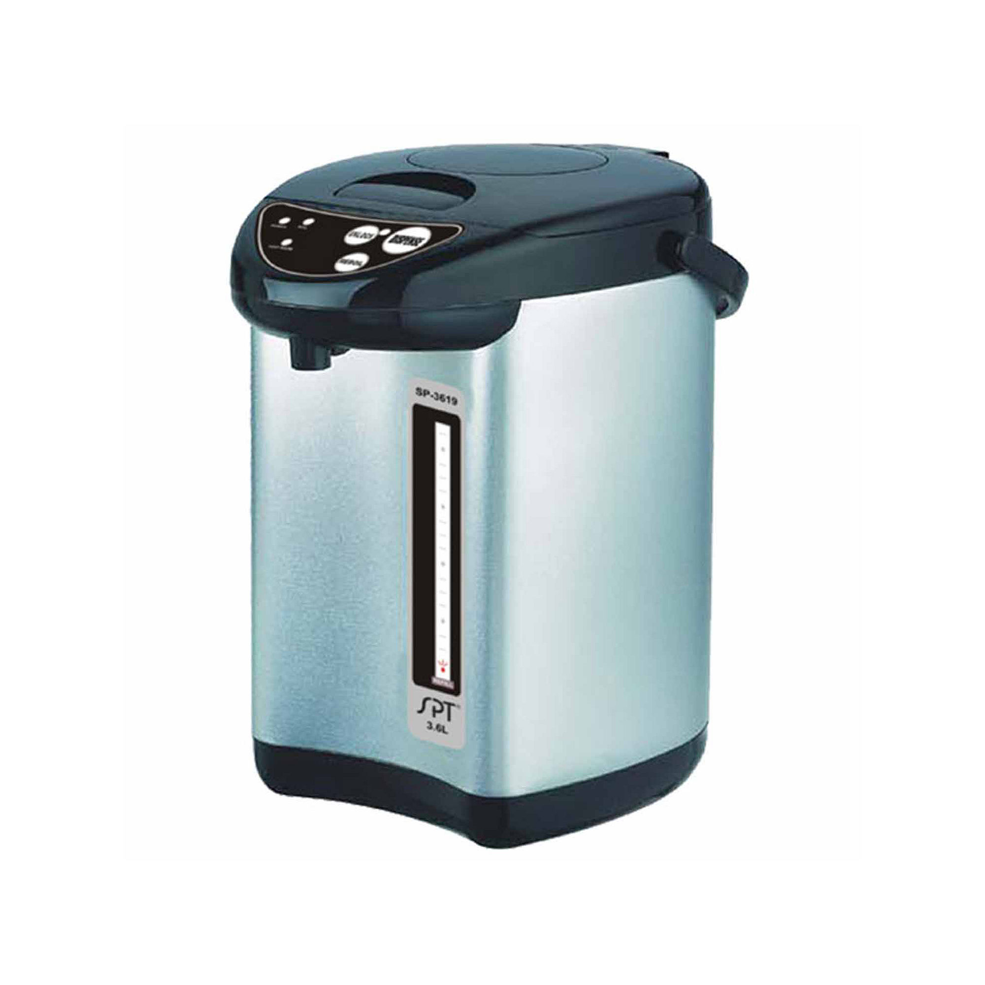 SPT SP-3619: Hot Water Pot with Dual-Pump System 3.6 L
