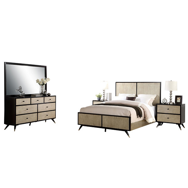 7 pc bedroom set jcpenney for Bedroom furniture jcpenney