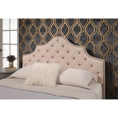 Devon & Claire Faay Tufted Linen Full/Queen Headboard