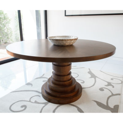 Devon & Claire Brompton Round Dining Table