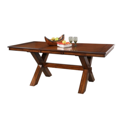 Devon & Claire Braxton Acacia Rectangular Dining Table