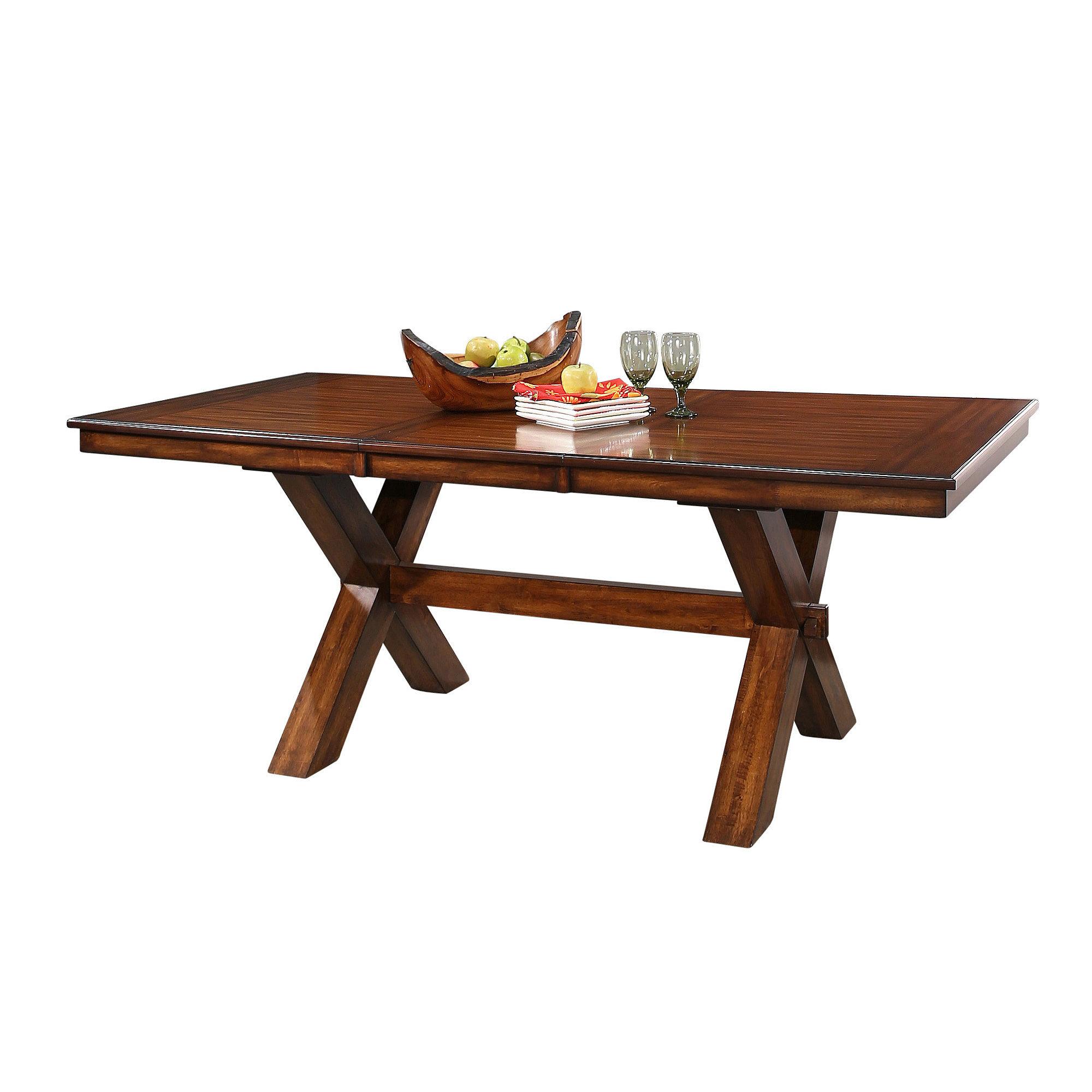 Devon & Claire Braxton Acacia Rectangular Dining Table