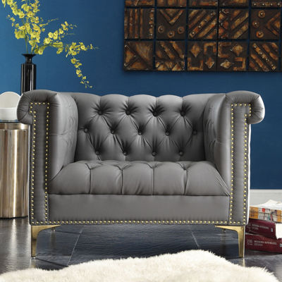 Winston Leather Club Chair
