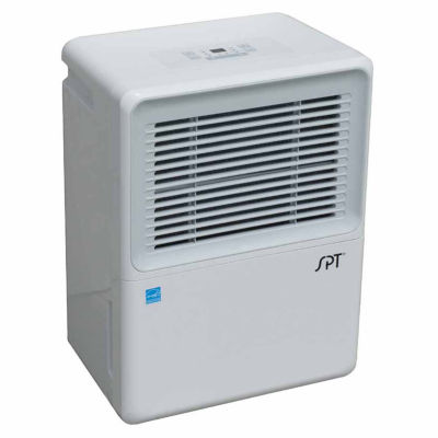 SPT SD-52PE: 50 pints Energy-Star Dehumidifier with Built-In Pump